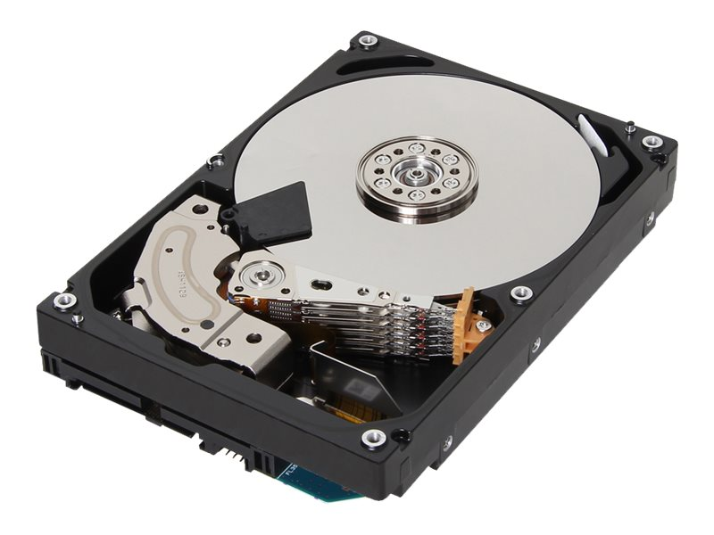 Toshiba 5TB MG04SCA500A SAS 6Gb s 3.5 Internal Hard Drive, MG04SCA500A