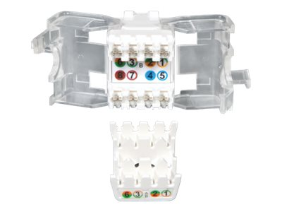 Tripp Lite Cat6 Cat5e 110 Style Punch Down, N238-001-WH-TF