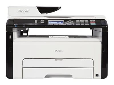 Ricoh SP 213SNw BW Laser Printer, 407630, 17923426, Printers - Laser & LED (monochrome)