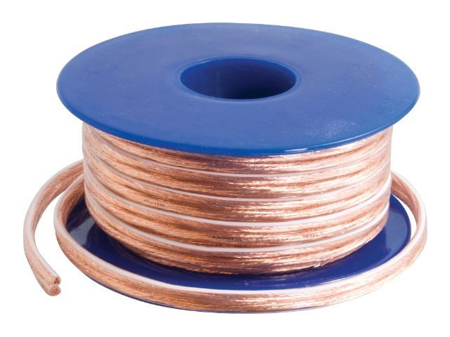 C2G 18-Gauge Speaker Wire, 500ft, 40532, 10171727, Cables