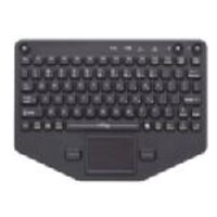 iKEY Bluetooth Keyboard w  Touchpad and Backlighting, Rechargeable, BT-80-TP, 16904426, Keyboards & Keypads