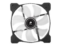 Corsair Air Series SP140 LED High Static Pressure 140mm Fan, White