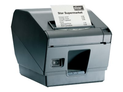 Star Micronics TSP847IIC Thermal Friction Parallel Printer - Gray w  Tear Bar, 39443710, 11720783, Printers - POS Receipt