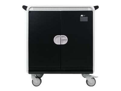 Aver Information TabCharge Charge Cart for 40 Mobile Devices, TABCHRG01, 16905373, Computer Carts