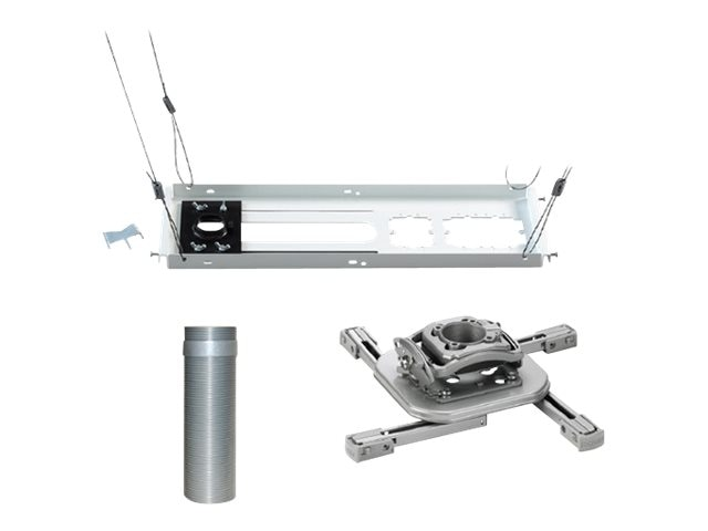 Chief Manufacturing Universal Projector Mount, 6 Extension Column, Lightweight Suspended Ceiling Kit