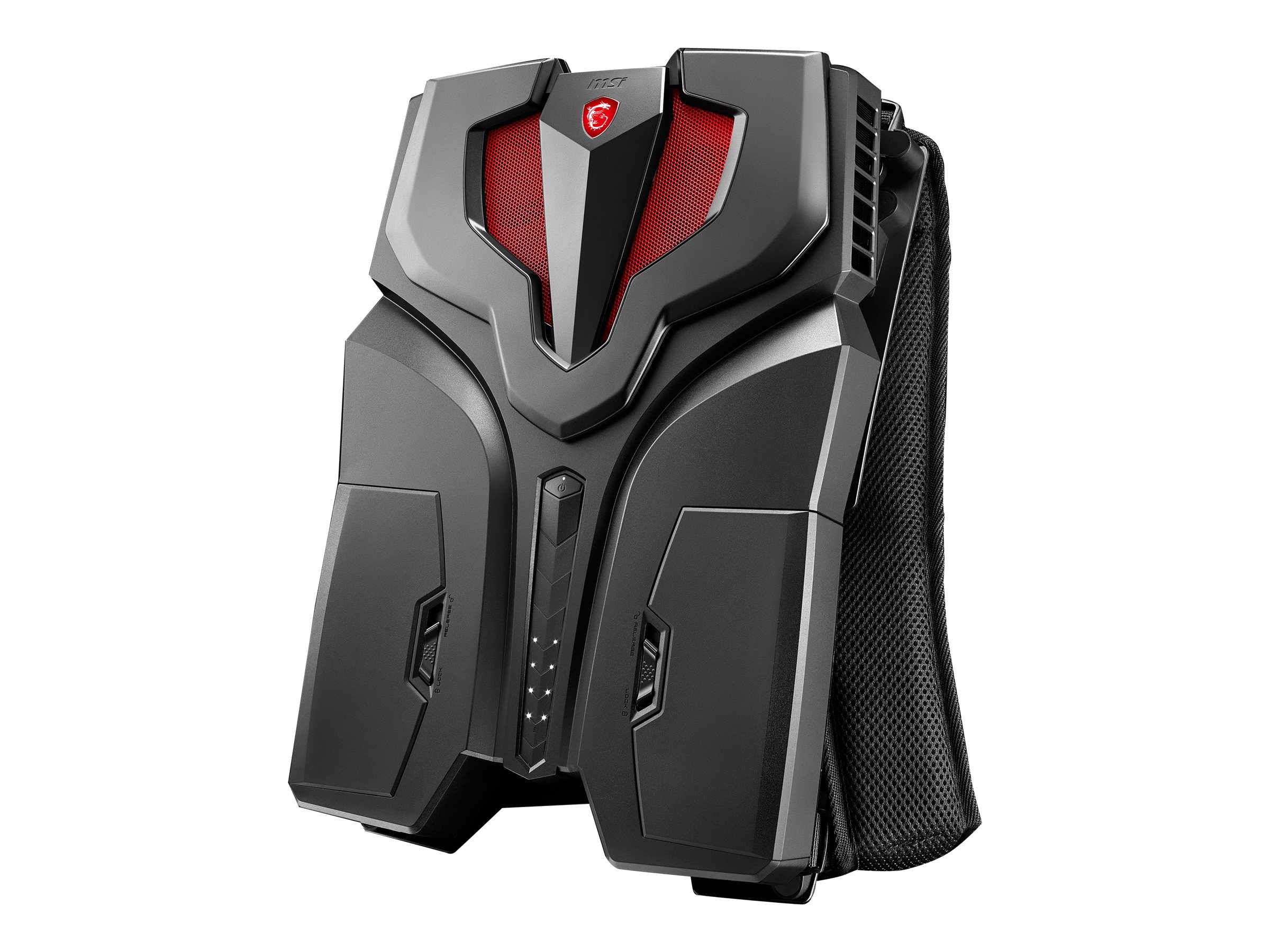 MSI VR One Backpack PC VR-Ready for HMD Core i7-6820HK GTX1070, VRONE006