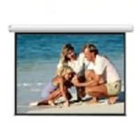 Draper Accuscreen Electric Projection Screen with IR, 16:9, 106in, 800003, 7439892, Projector Screens