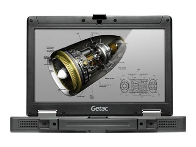 Getac S400 G3 Core i5-4210M 2.6GHz DVD SM 14 WITH DVD SUPER-M, SB6ECDDAEHKX