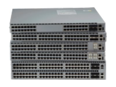 7050X, 32XRJ45 (1 10GBASE-T) & 4XQSFP+ Switch, Front to Rear AI, DCS-7050TX-48-F, 18020624, Network Switches