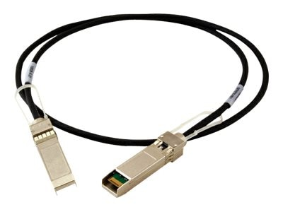 Transition 10Gig Copper Cable, SFP+ to SFP+, 30G, 1m, DAC-10G-SFP-01M