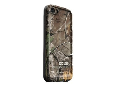 Lifeproof Fre Lifeproof Case for iPhone 5 5S Xtra Black Realtree, 2111-03, 18768384, Carrying Cases - Phones/PDAs