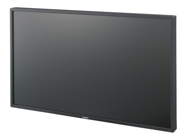 Sony 47 LCD Digital Signage Display, Black, FWD-S47H1