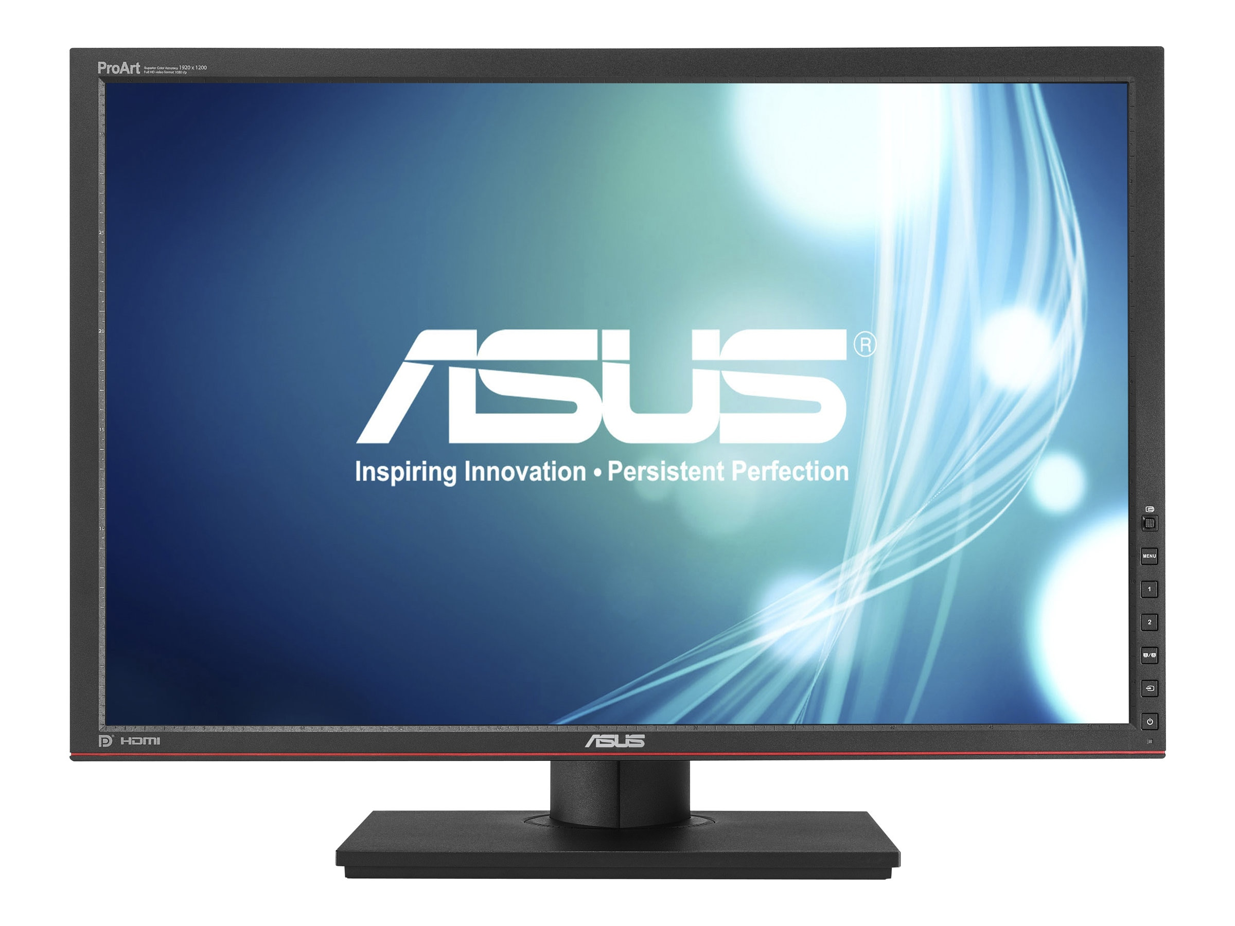 Asus 24 PA249Q LED-LCD Monitor, Black, PA249Q