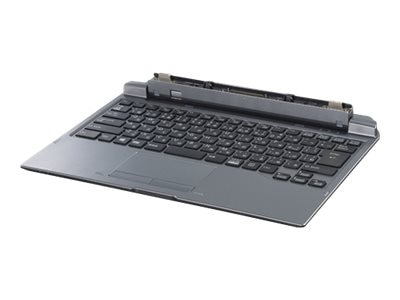 Fujitsu Power Keyboard Docking Station for Stylistic Q775, FPCKE432AP, 19415513, Docking Stations & Port Replicators