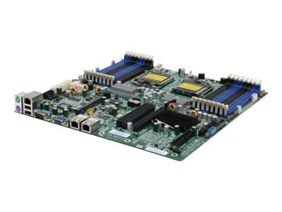 Tyan Motherboard, nForce Pro 3600, Dual Opteron, EATX, Max 64GB DDR2, 3PCIEX16, GBE, Video, SAS, SATA, S2937WG2NR, 8230863, Motherboards