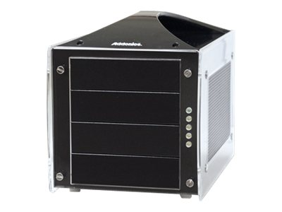 Addonics Storage Tower IV 5x1 Enclosure, ST4HPMXU, 16654906, Hard Drive Enclosures - Multiple