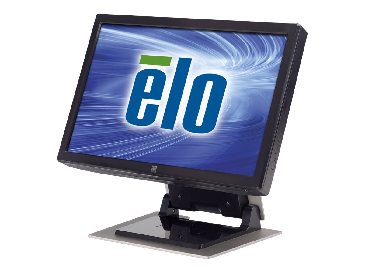 ELO Touch Solutions 1900L 19 LCD Desktop Touchmonitor, Dual (Serial USB), E619279, 9259385, Monitors - LCD