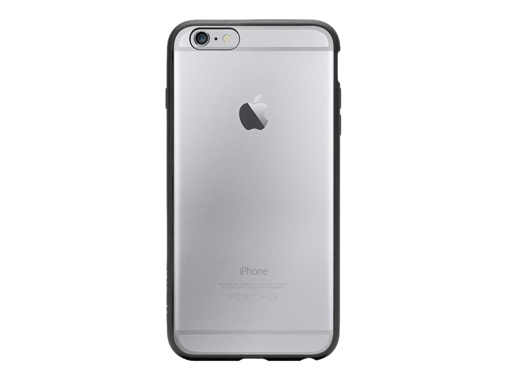 Griffin Reveal for iPhone 6 Plus, Black, GB40026, 17700839, Carrying Cases - Phones/PDAs