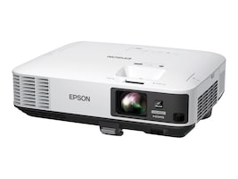 Epson PowerLite 2255U Wireless Full HD WUXGA 3LCD Projector, 5000 Lumens, White, V11H815020, 33566191, Projectors
