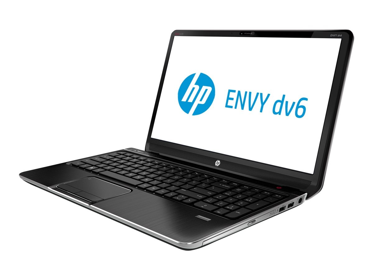 HP Envy DV6-7312nr : 2.6GHz Core i5 15.6in display, D1B29UA#ABA