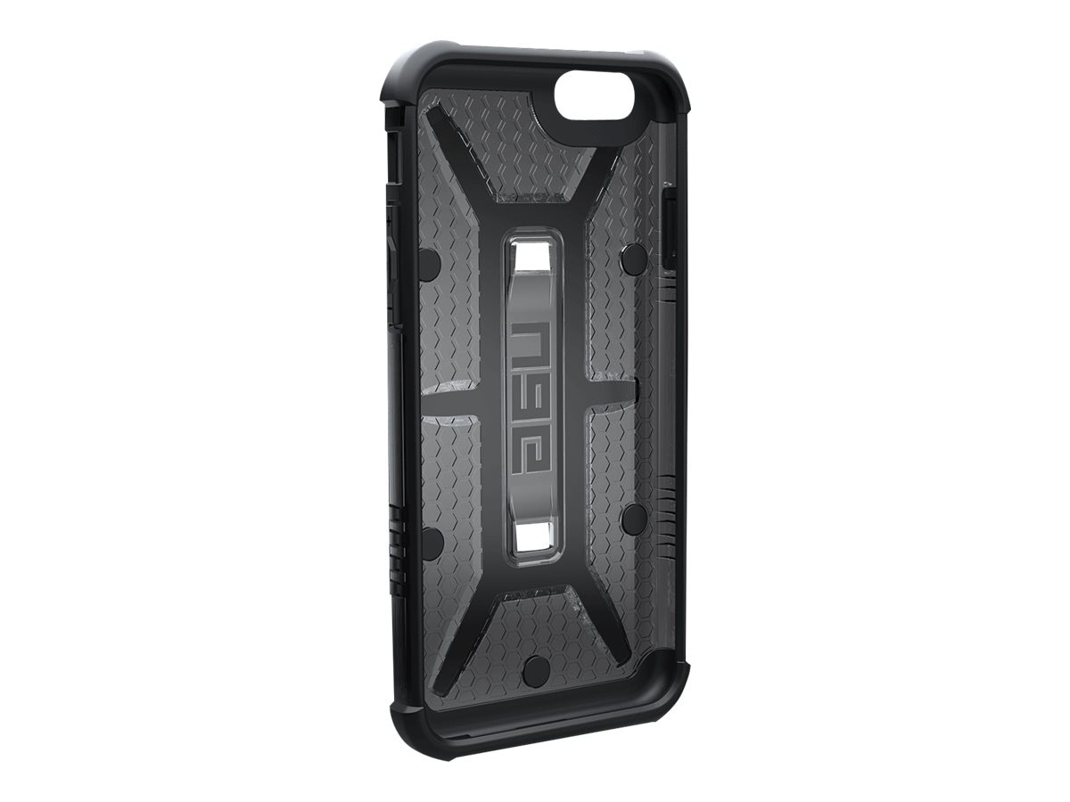 Urban Armor Case for iPhone 6 6S Plus, Ash, UAG-IPH6/6SPLS-ASH-VP, 30006454, Carrying Cases - Phones/PDAs