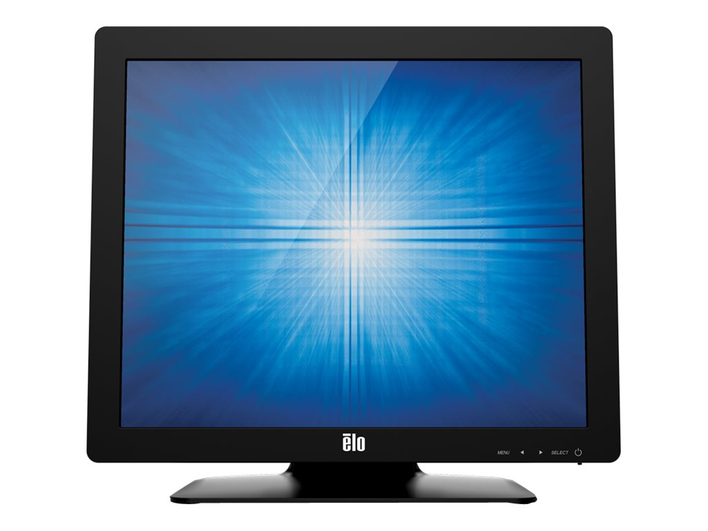 ELO Touch Solutions 1929LM 19 LED Panel VGA HDMI USB RS-232 Touch Anti-Glare Black