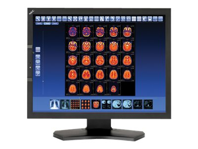 NEC 21 MD211C2 2MP LED-LCD Monitor, Black, MD211C2