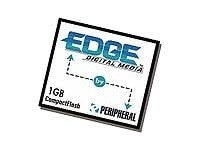 Edge 1GB Premium CompactFlash Memory Card, PE188993, 385845, Memory - Flash