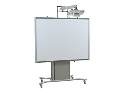 Balt ITeach2 Short Throw Arm Mobile Whiteboard Stand
