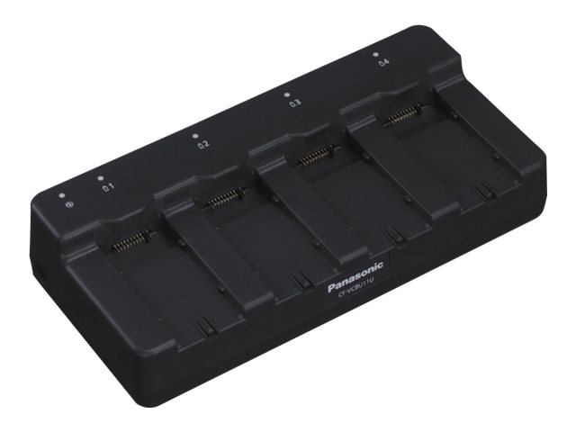 Panasonic 4-Bay Battery Charger for CFU1 & CFH1