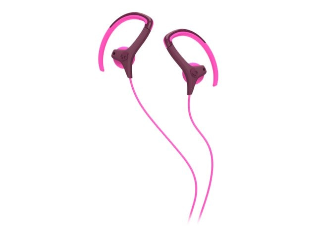 Skullcandy Chops Bud Earbuds - Plum Pink Pink, S4CHHZ-449, 23407604, Headsets (w/ microphone)