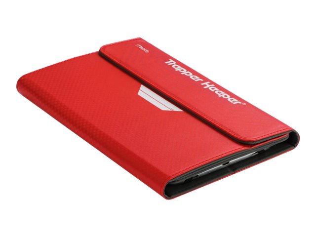 Kensington Trapper Keeper Universal Case for 8 Tablets, Red, K97329WW
