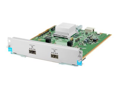 HPE 2-Port 40GbE QSFP+ v3 zl2 Module, J9996A, 20020359, Network Switches