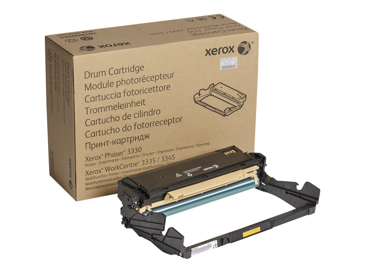 Xerox 30K Drum Cartridge for Phaser 3330, WorkCentre 3335 3345, 101R00555