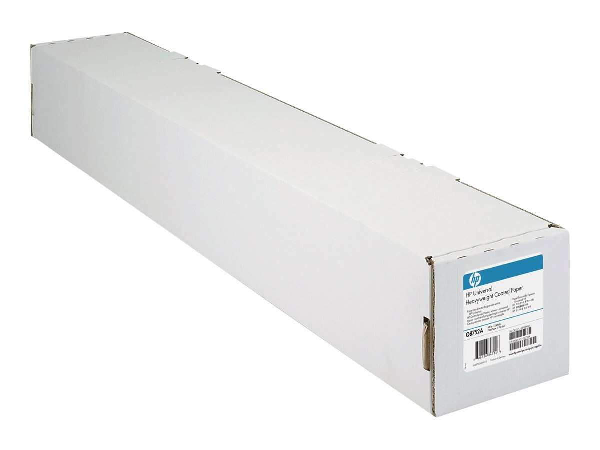 HP 24 x 150' Coated Paper, C6019B, 115989, Paper, Labels & Other Print Media