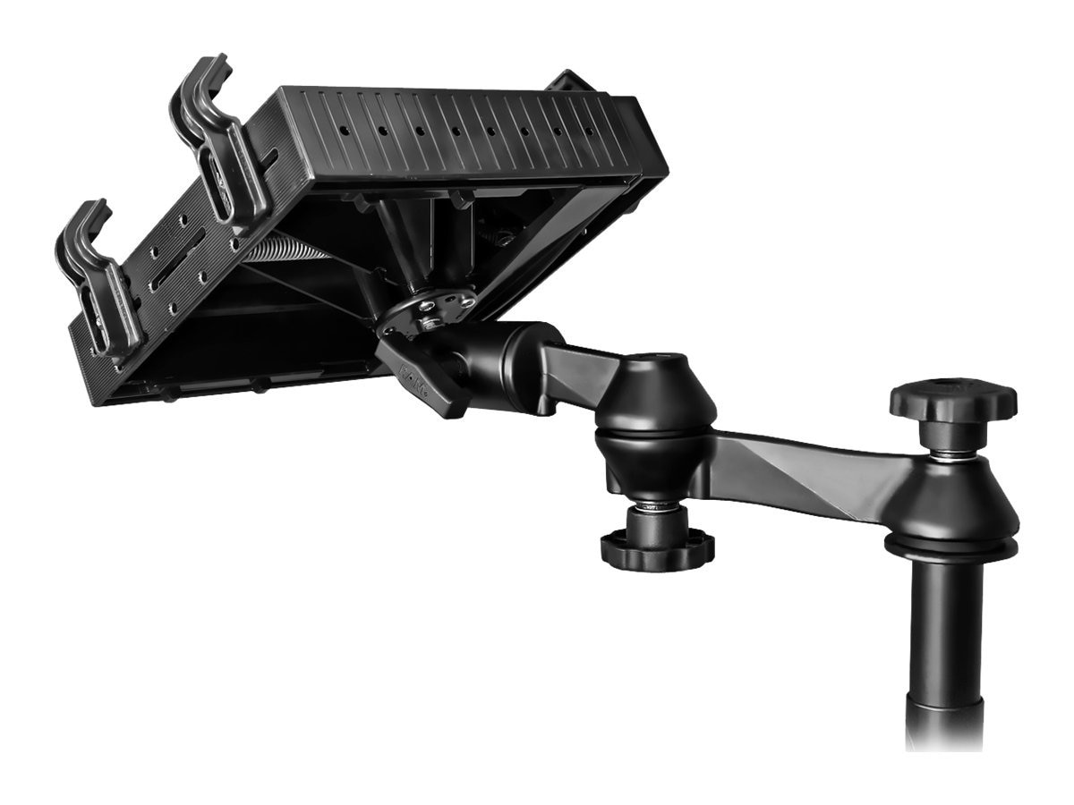 Ram Mounts No-Drill Laptop System for Nissan NV1500, NV2500 HD, NV3500 HD and Toyota Tundra