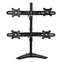 Planar Quad Monitor Stand for 15-24 LCD Screens, 997-5602-00, 9101861, Stands & Mounts - AV