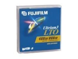Fujifilm 400 800GB LTO-3 Ultrium Cartridge - Custom Barcode Labeled, 600003267, 6755105, Tape Drive Cartridges & Accessories