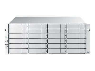 Promise 192TB 4U 24-Bay16Gb s Single Controller RAID Subsystem w  24X8TB 7.2K RPM SAS 12Gb s Drives
