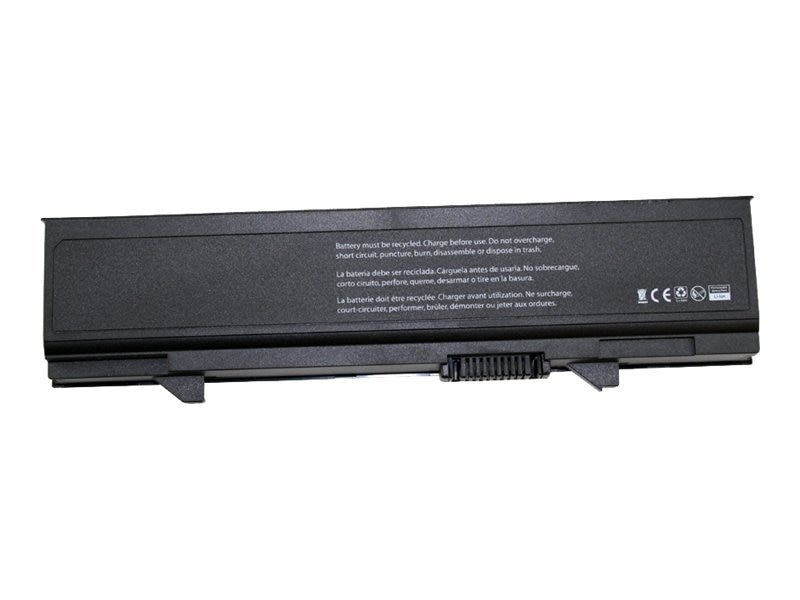 V7 Battery, 6-Cell for Dell Latitude E5400 E5500 312-0762 KM742 0KM752, DEL-E5400V7, 13314341, Batteries - Notebook