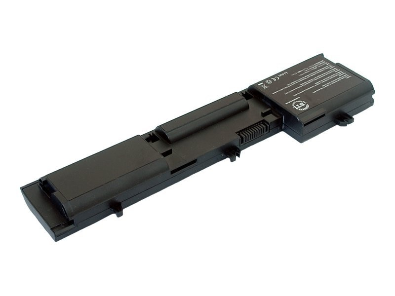 BTI Battery, Lithium-Ion 6-cell 11.1V 4800mAh for Latitude D410, DL-D410, 7301463, Batteries - Notebook