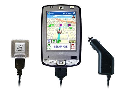 Pharos Pocket GPS Navigator, PK132, 7101349, Global Positioning Systems