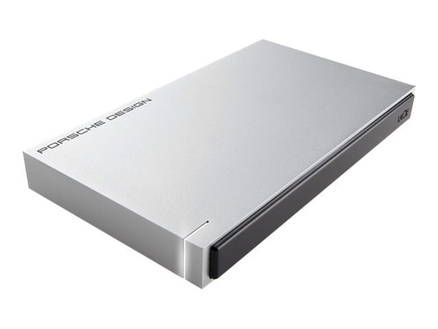 Lacie 500GB Porsche Design Slim Drive P'9223 USB 3.0 Portable Hard Drive, 9000304