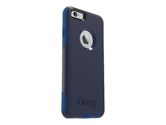 OtterBox Commuter Series for Apple iPhone 6 Plus, Ink Blue, 77-51479