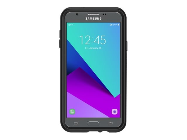 OtterBox Symmetry for Samsung Galaxy J7, Pro Pack, Black (20-pack)