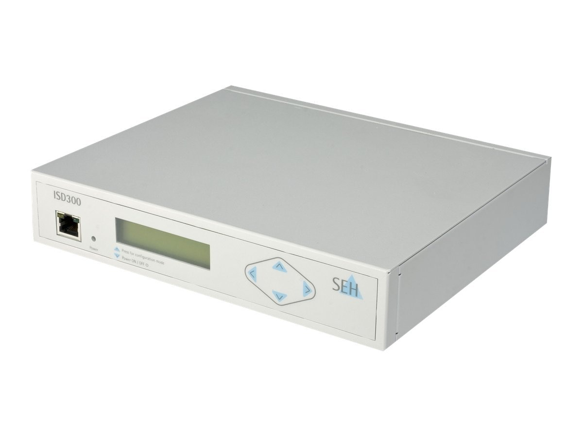 Seh ISD300-SSD Solid State Print Server