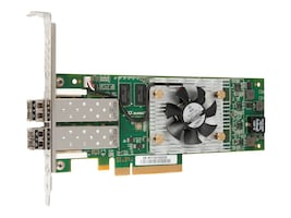 Qlogic 2600 Series Dual-Port 16Gbps Fibre Channel-to-PCIe Adapters, QLE2672-CK, 14906794, Host Bus Adapters (HBAs)