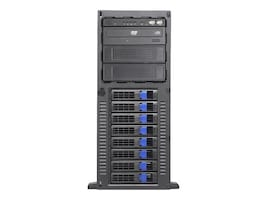 Tyan 4U Rackmount, LGA 1207, 1140W RPSU, B4985F48V8HR-SI, 10027531, Cases - Systems/Servers