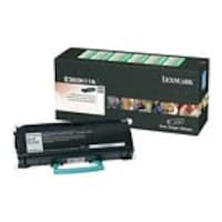 Lexmark Black High Yield Return Program Toner Cartridge for E360 & E460 Series Printers, E360H11A, 9163720, Toner and Imaging Components