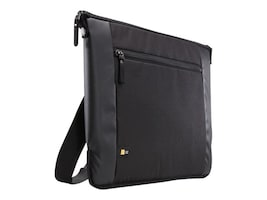 Case Logic Intrata 15.6 Laptop Bag, Black, INT115BLACK, 20936050, Carrying Cases - Notebook